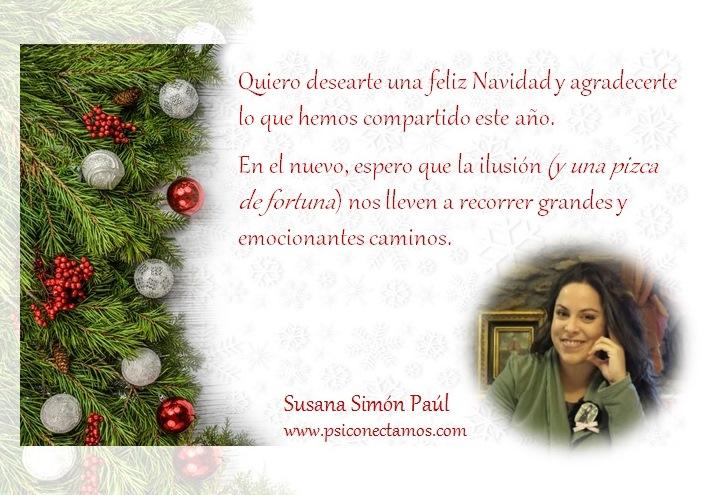 Feliz Navidad SUSANA SIMON PAUL